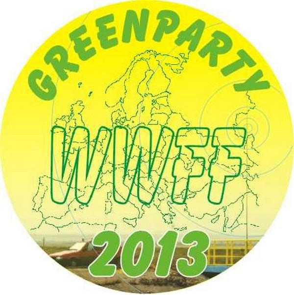 GREENPARTY 2013