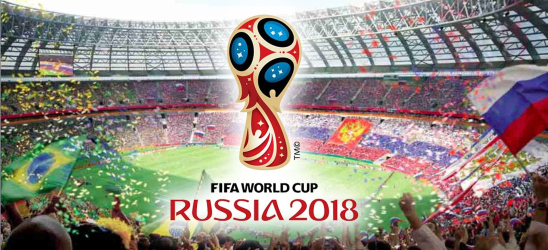 World Cup 2018 Football Ham Radio
